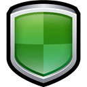 Antivirus, Defender, protect, shield ForestGreen icon