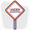 Accident prevention, Protection, Building, work, Construction, Control, security Lavender icon