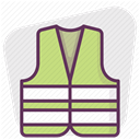 work, Accident prevention, Construction, Building, Control, Protection, security Lavender icon