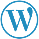 blog, Wp, Wordpress SteelBlue icon