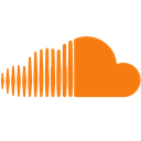 sound, Audio, Soundcloud DarkOrange icon