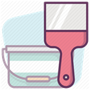 repair, construction tools, Construction, work, tools, hand tool, Building Lavender icon