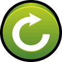 open, refresh, sync, update, Reload OliveDrab icon