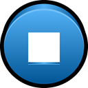stop, Audio, Pause, play, player, music SteelBlue icon