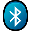 Bluetooth, Connection, signal, wireless, Connect DarkCyan icon