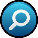 zoom, search, lens, Find, look, Explore Teal icon