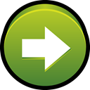 play, Arrow, Audio, right, next, previous YellowGreen icon