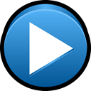 play, Multimedia, player, tick, Audio SteelBlue icon