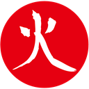 Kanji1 Red icon