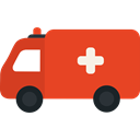 Ambulance Chocolate icon