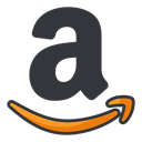 media, network, shopping, Social, Amazon, internet, online DarkSlateGray icon