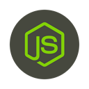 Javascript, js, node, tools, Development, Install, npm DarkSlateGray icon