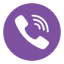 Message, phone, Call, video, Viber, Chat, Social SlateBlue icon