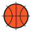 sports, Ball, Basketball, Game, play, sport Tomato icon