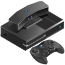 One, xbox one, mbox DarkSlateGray icon