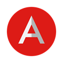 Development, google, Code, framework, Angular, Javascript Crimson icon