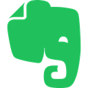 Evernote MediumSeaGreen icon