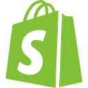 shopify YellowGreen icon