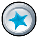 adobe, Cs, Badge, golive Black icon