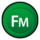 adobe, Framemaker, Badge, Cs ForestGreen icon