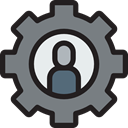 settings, Gear, Tools And Utensils, configuration, Business And Finance, cogwheel Gray icon