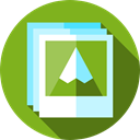 image, interface, Pictures, miscellaneous, picture, photography, landscape, photo OliveDrab icon