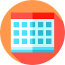 Calendars, Calendar, interface, Administration, date, miscellaneous, Schedule, Organization, time Tomato icon