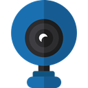 electronics, video chat, Cam, technology, Videocall, Webcam, Videocam Teal icon