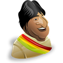 evo, moral, person, member, user, male, profile, Human, Cartoon, Man, leader, people, Account Black icon