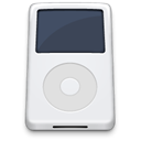 ipod DarkSlateGray icon