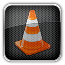 Vlc DarkSlateGray icon