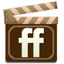 Friendfeed, movie Maroon icon