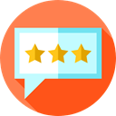 Comments, Chat, review, Comment, Message, opinion, Bubble speech, Communications Coral icon