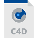 C4d, Files And Folders, Format, document, File, Extension Lavender icon