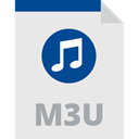 M3u File, M3u Format, Playlist File, M3u, M3u File Format, interface, playlist, Files And Folders Lavender icon