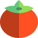 organic, vegetarian, food, Fruit, Food And Restaurant, Healthy Food, vegan, Tomato, diet Firebrick icon