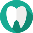 medical, Health Care, tooth, Healthcare And Medical, Dentist, Teeth LightSeaGreen icon