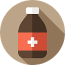 Tablets, medical, Tablet, Healthcare And Medical, hospital, Health Care, medicine RosyBrown icon