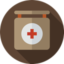 signs, Healthcare And Medical, Health Care, First aid, medical, hospital, Health Clinic DarkOliveGreen icon