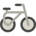 sport, transport, transportation, sports, cycling, Bike, vehicle, Bicycle, exercise Black icon