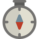 Orientation, miscellaneous, Direction, Cardinal Points, compass, location, Tools And Utensils DimGray icon