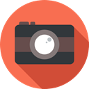 interface, picture, photo camera, electronics, photograph, technology, digital Tomato icon
