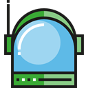 Astronaut, user Icon