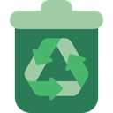 Can, tin, Ecology And Environment, Trash, recycle, Garbage, Tools And Utensils SeaGreen icon