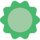 warm, meteorology, Sunny, Summertime, summer, sun, nature, weather MediumSeaGreen icon