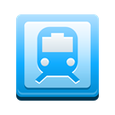 transit Black icon