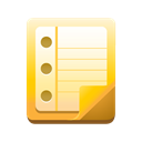 scratchpad Black icon