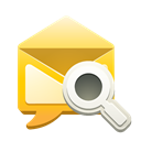 search, Sm Black icon