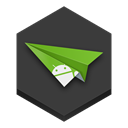 Airdroid DarkSlateGray icon