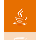 Java, Mirror Chocolate icon